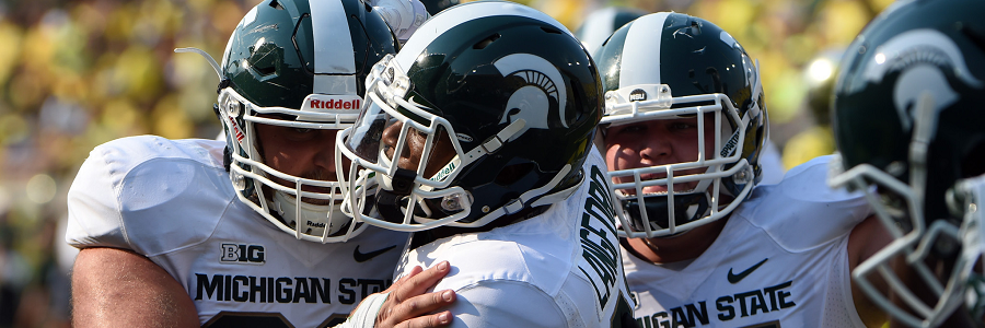 Recapping The Michigan State vs Oregon NCAA Football Odds Game