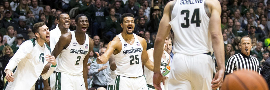 Michigan State vs Wisconsin NCAAB Spread & Game Preview