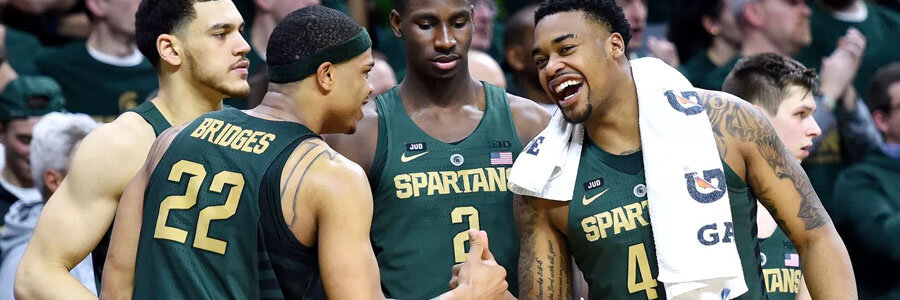 College Basketball Lines & Game Preview: Rutgers vs. Michigan State