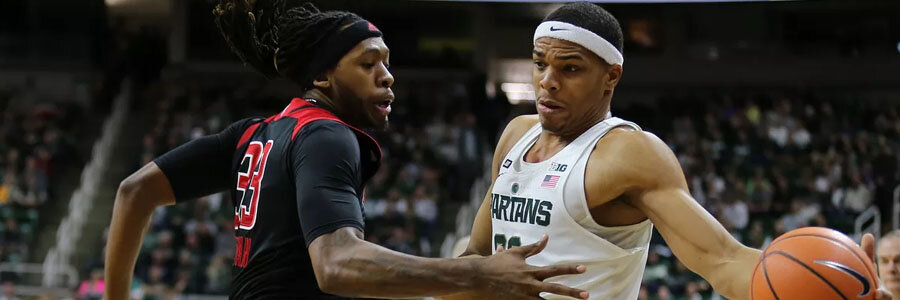 Be sure to include Michigan State as one of your College Basketball Picks for this Week.