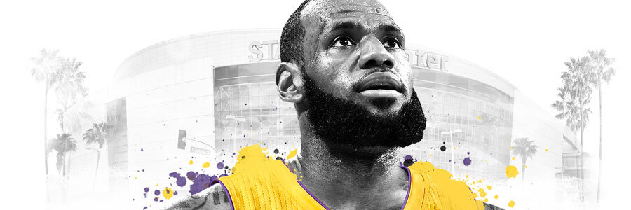 Sports Gambling Podcast - LeBron James To The Lakers (Ep. 580)