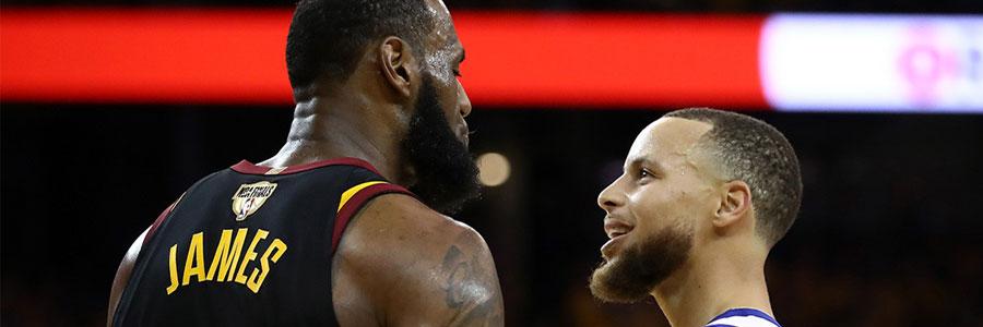 Sports Gambling Podcast - NBA Finals Game Three & Trump vs Eagles