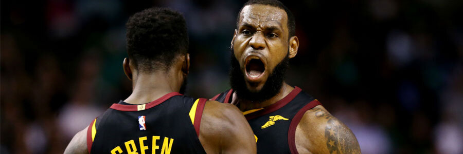 Sports Gambling Podcast - NBA Playoffs & NFL Notes (Ep. 572)