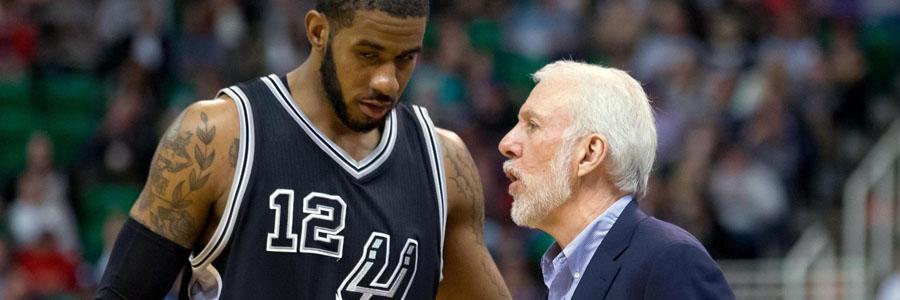 How to Bet Spurs vs Mavericks NBA Spread & Expert Pick.