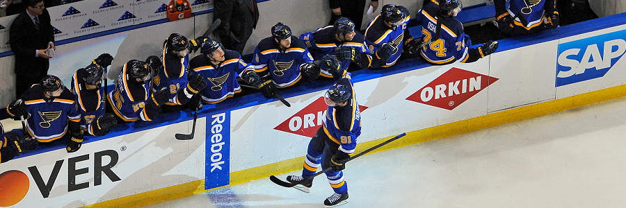 St Louis Blues NHL