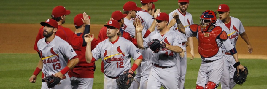 Opening MLB Betting Odds on St. Louis at Cincinnati