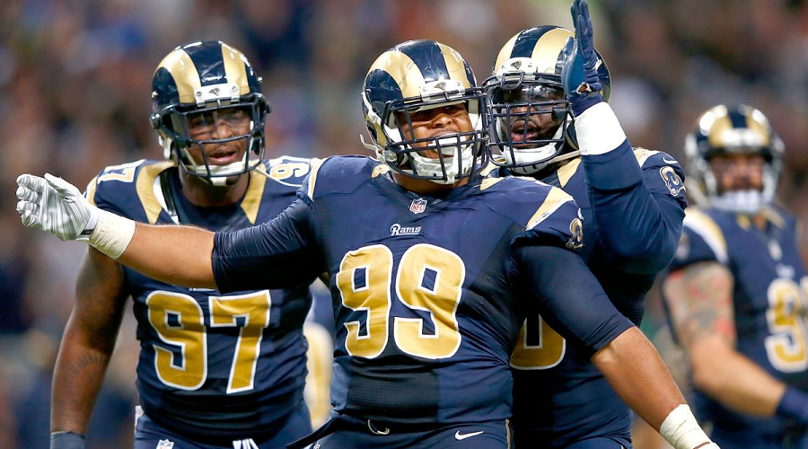 St Louis Rams Players