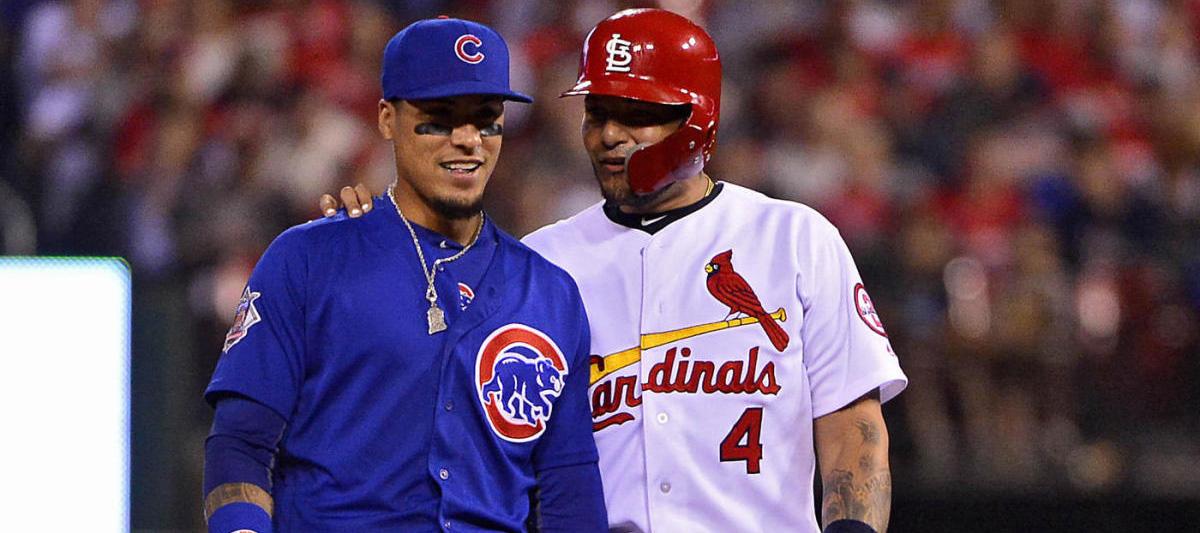 St. Louis vs. Chicago MLB