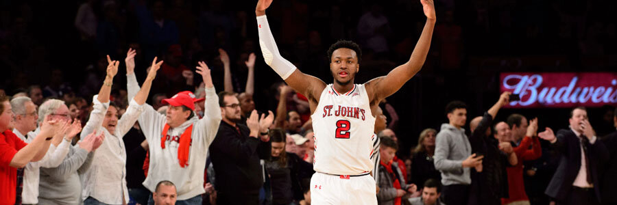 St. John's vs Arizona State March Madness Odds / Live Stream / TV Channel, Date / Time & Preview.