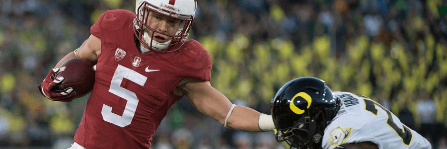 Stanford-Cardinal-NCAAF-Lines