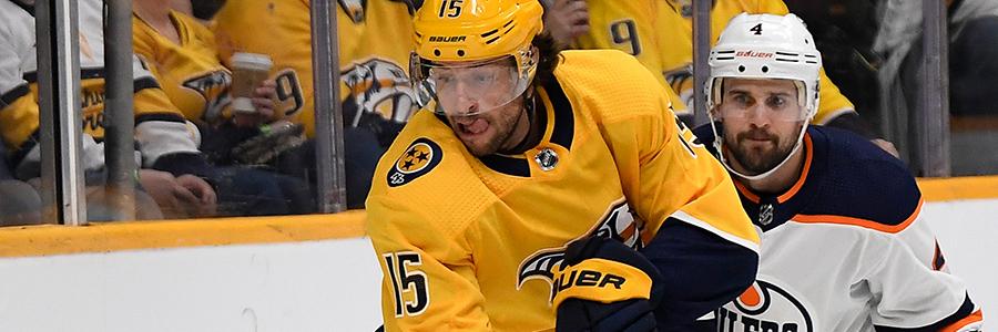 Stars vs Predators NHL Odds, Preview, and Pick