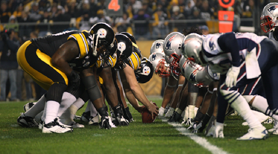 Steelers vs Pats