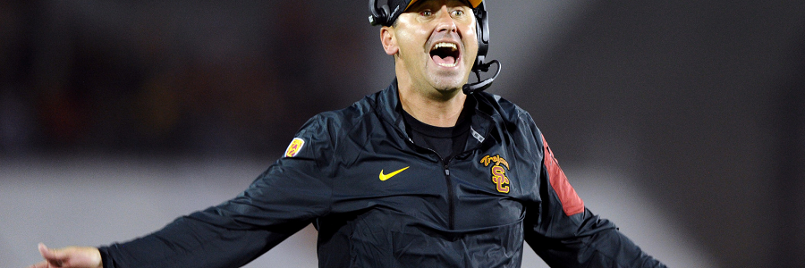 USC'S Coaching Debacle & Future NCAA Football Odds Analysis