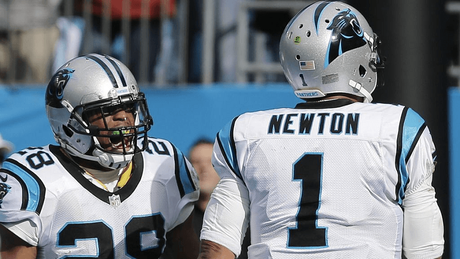 Cam Newton has lead the Panthers offense to new heights.