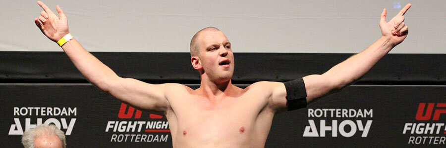 Stefan Struve is one of the favorites to win at UFC Fight Night 145.