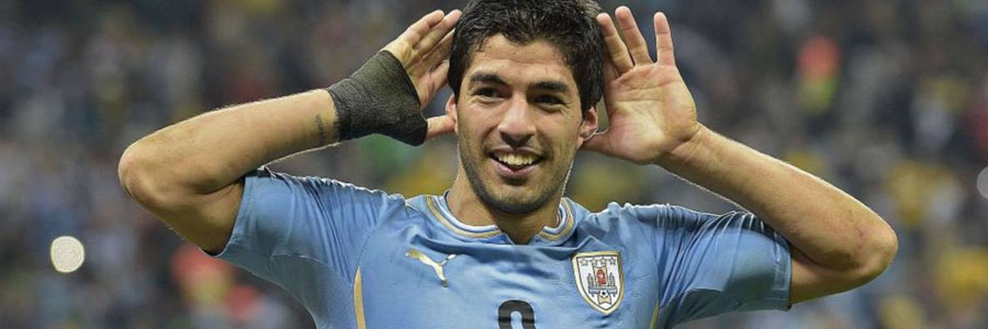 Game Preview & 2018 World Cup Odds: Egypt vs. Uruguay.