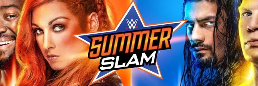 2019 WWE SummerSlam Odds, Preview & Picks.