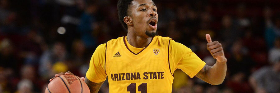 The Sun Devils come in as the March Madness Betting favorites against Syracuse.