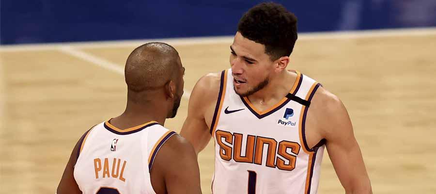 Suns vs Lakers, Game 3