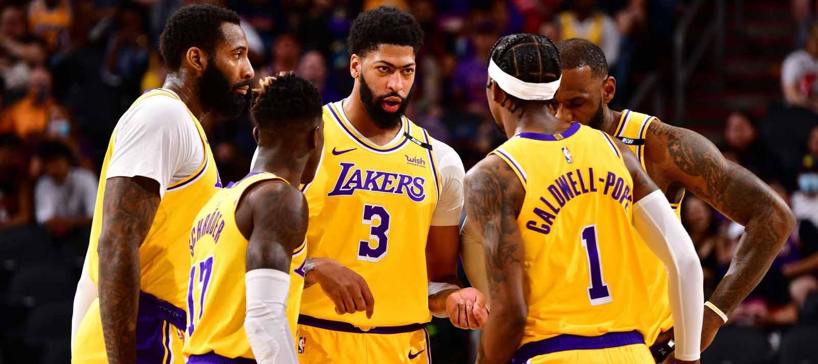 Suns vs Lakers Game 6