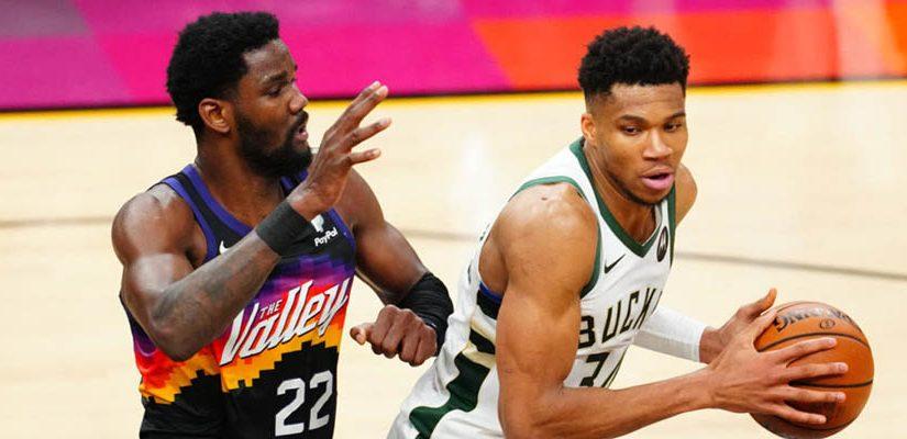 Suns vs. Bucks Game 6