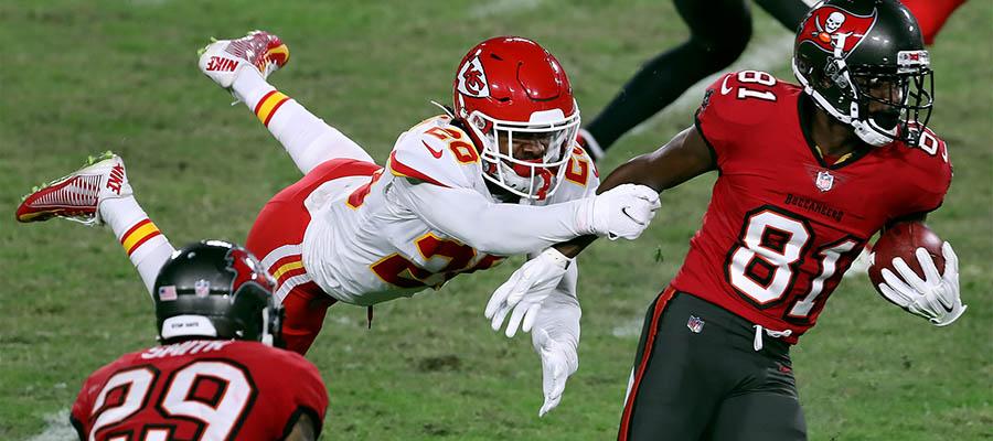Super Bowl LV 1st Half Props Expert Analysis - NFL Betting