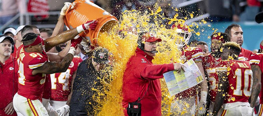 Super Bowl LV Gatorade Shower Props Expert Analysis