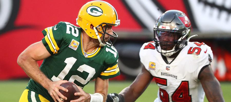 Super Bowl LV Odds Update October 21st Edition