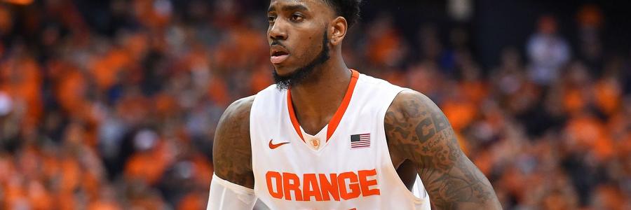 Syracuse Orange NCAA Basketball Odds