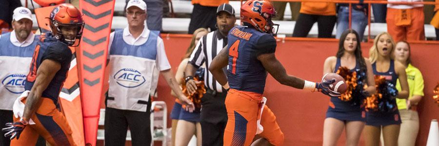 Louisville vs Syracuse is one of the best NCAA Football Week 11 games.