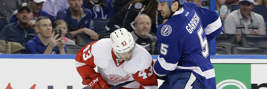 Detroit vs. Tampa Bay NHL Playoffs Game 2 Pick & Prediction