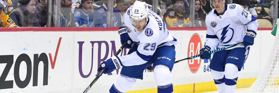 Lightning vs Islanders NHL Week 18 Odds & Game Info.