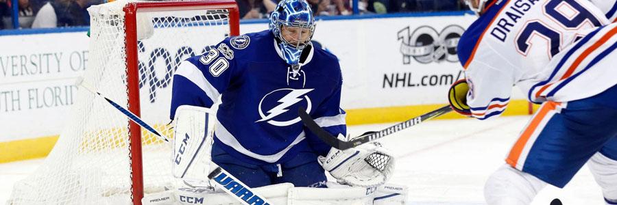 Lightning vs Penguins NHL Week 18 Odds & Game Preview