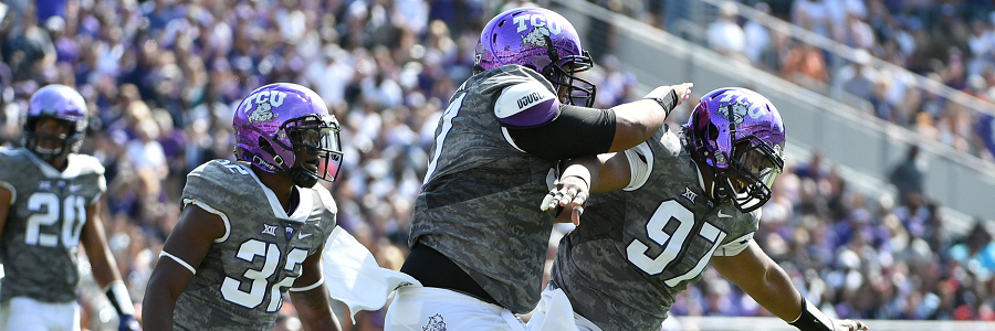 Are the TCU Horned Frogs the best pick in this match up?