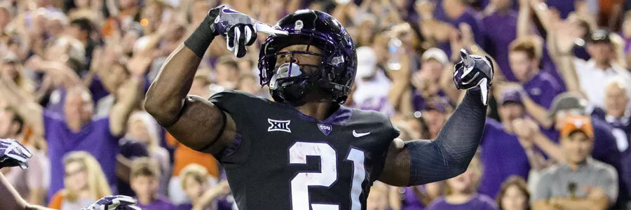 Ohio State vs TCU is going to be on fire.