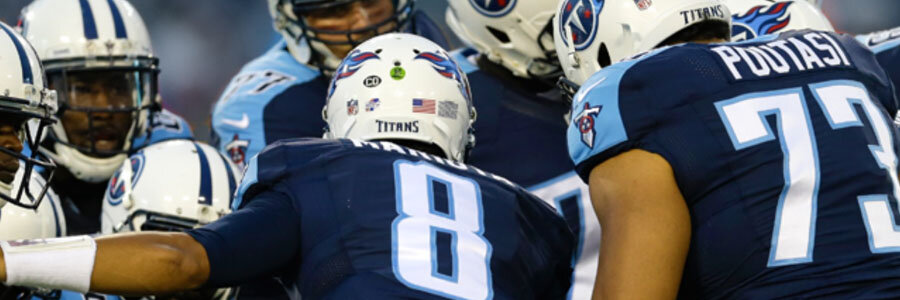 The Titans come in as underdogs at the NFL Week 16 Spread.