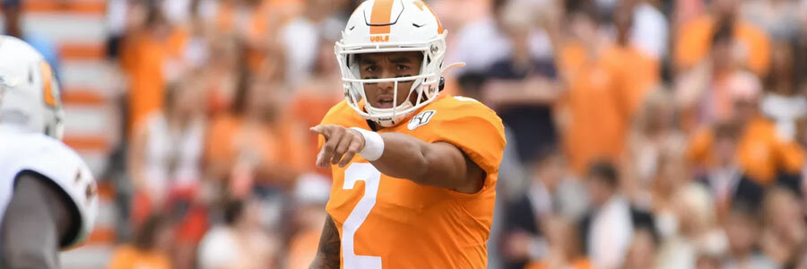The Vols are favorites for College Football Week 6.