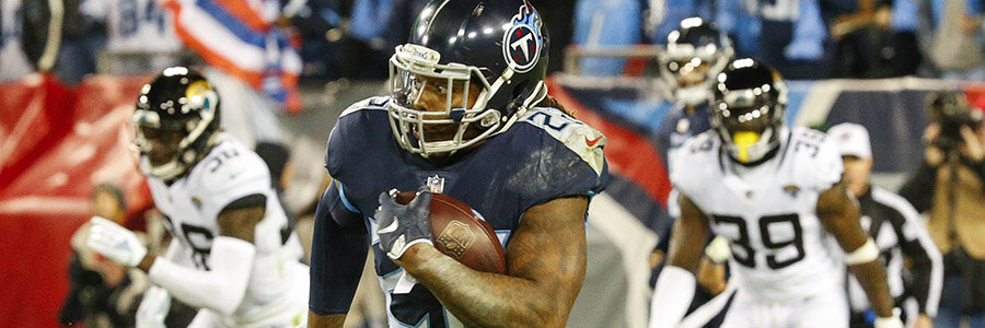 Tennessee Titans NFL Odds After Free Agency Week 1