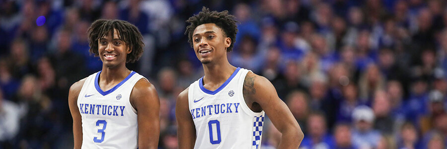 Tennessee vs Kentucky 2020 College Basketball Game Preview & Betting Odds