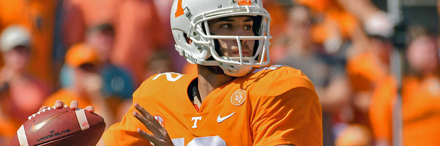 Tennessee vs Auburn NCAA Football Week 7 Odds & Prediction.