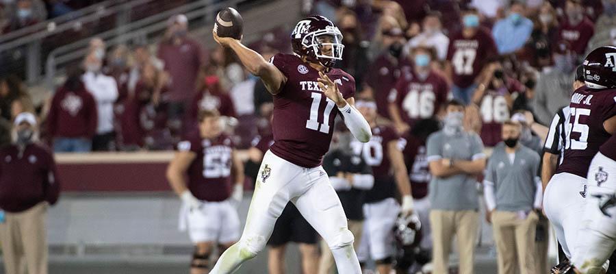 Texas A&M Vs Auburn Expert Analysis - NCAAF Betting