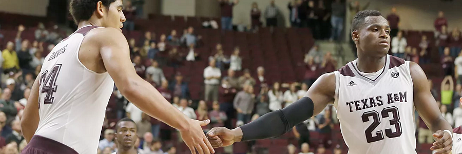 Texas A&M is looking for some final wins before March Madness.