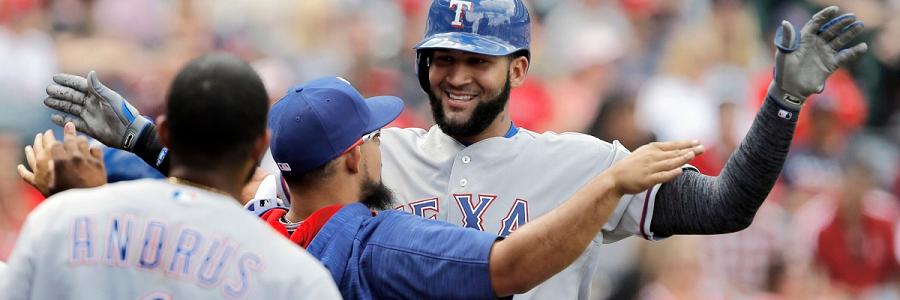 How To Bet The LA Angels vs Texas Rangers Baseball Spread