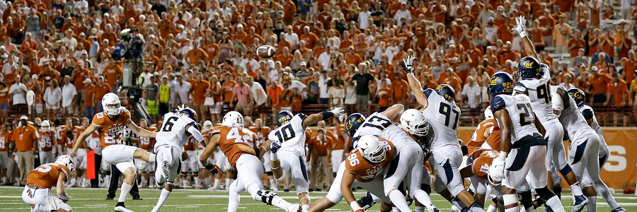 Texas vs Oklahoma State College Football Odds Report