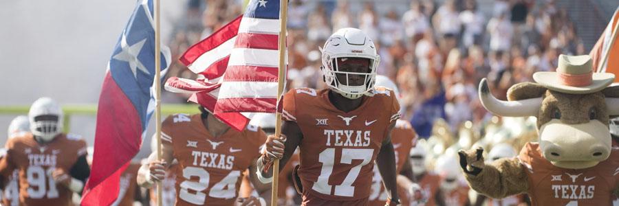 Texas at Oklahoma NCAA Football Week 6 Lines & Expert Pick