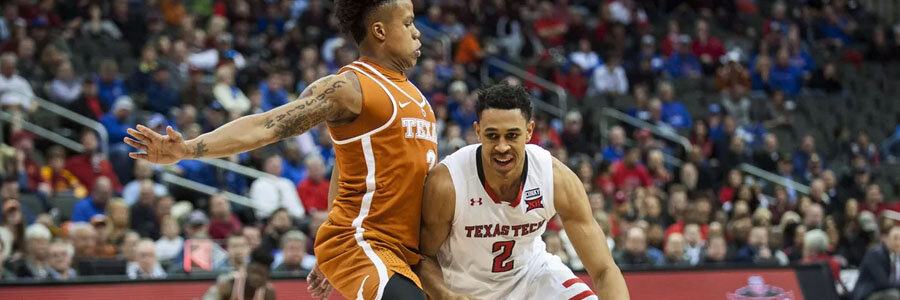 Texas Tech looks like a safe March Madness Betting Pick against the Lumberjacks.