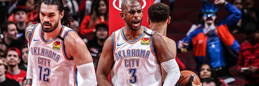 Thunder vs Bucks 2020 NBA Game Preview & Betting Odds