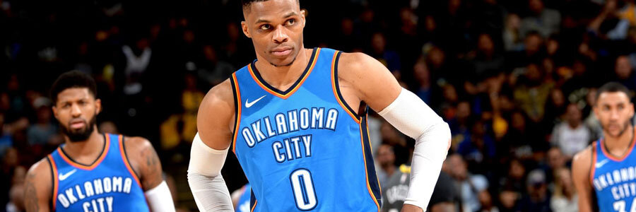 Pelicans vs Thunder should be an easy victory for OKC.