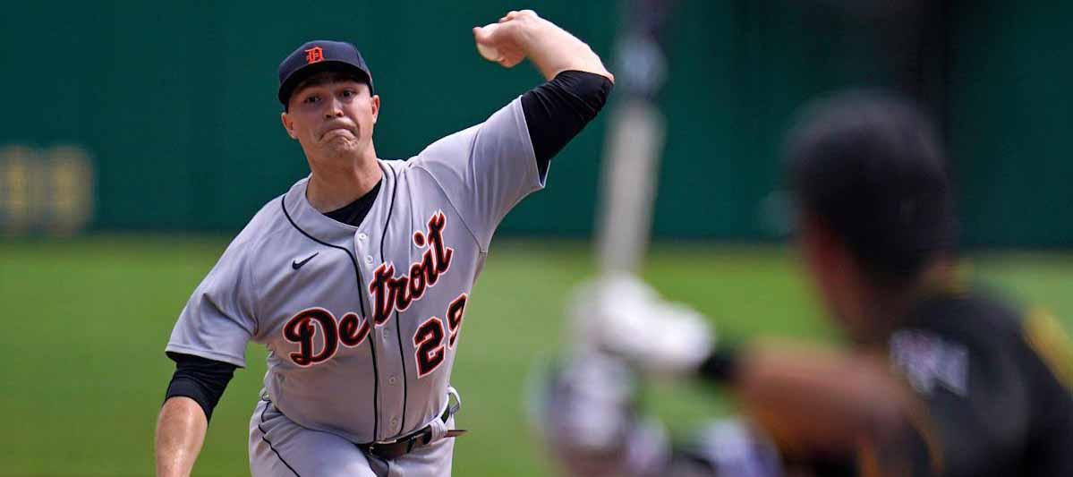 Tigers vs Rays Series Opener