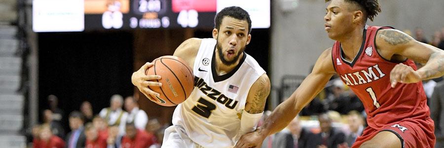 Missouri at Tennessee NCAA Basketball Odds & Expert Pick.